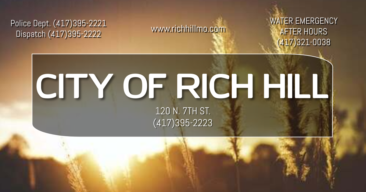 City of Rich Hill